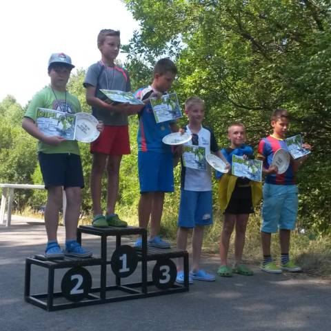 Slovak Championship in alpine inline slalom - successful for LK BABA.
